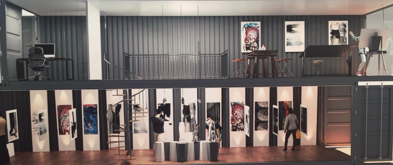 Proyecto Galería Arte